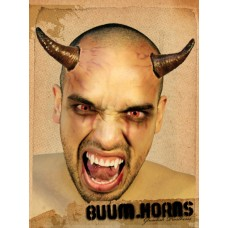 Prosthetic Horns Buum Latex
