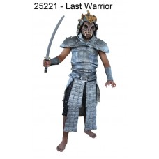 Costume & Mask Last Warrior