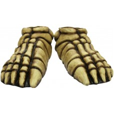 Feet Covers Full size Skeleton Bone Brow
