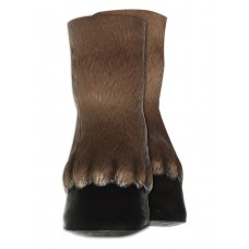 Gloves - Horse Hooves Brown