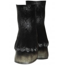 Gloves - Horse Hooves Black