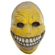 Mask Face - Urban Smiley Face Pumpkin