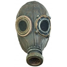 Mask Face - Urban Wasted Gas Mask