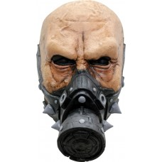 Mask Head Gas Biohazard Agent