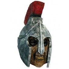Mask Head Roman Soldier
