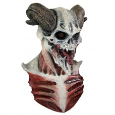 Mask Head Skull Devil