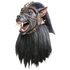 Mask Head Werewolf Warrior Wolf