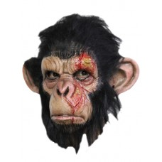 Mask Head Chimp Infected