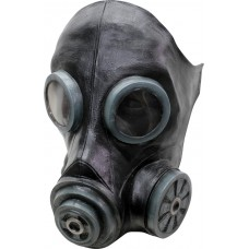 Mask Head Gas Smoke Mask Black