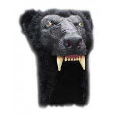 Mask Helmet Bear Black