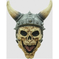 Mask Head Skull Viking design