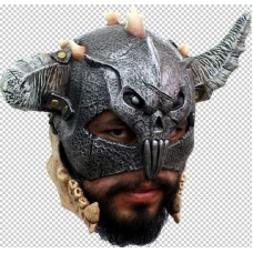 Mask Head Chin Strap Mandible Warrior