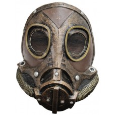 Mask Head Steampunk Gas Mask M3A1
