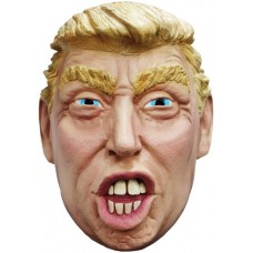 Mask Head Politics Trump