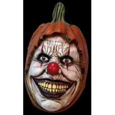 Mask Head Pumpkin Carving Clown