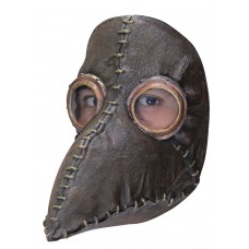 Mask Face Steampunk Plague Doctor