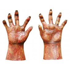 Hands Latex Devil Pair