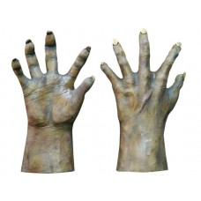 Hands Latex Brown Pair