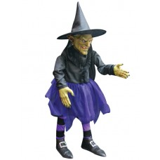 Decorative Puppet Witch