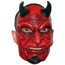 Mask Face Moving Mouth 2 part Devil