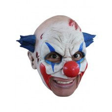 Mask Head Chin Strap Clown