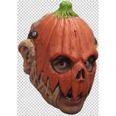 Mask Head Chin Strap Pumpkin Killer Jack