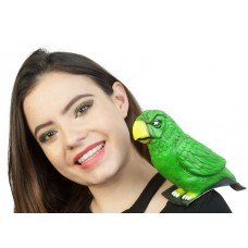 Ghoulish Shoulder Buddy Parrot