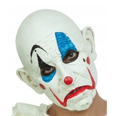 Mask Head Perfect fit Bianco the Clown