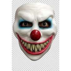 Mask Face Clown Evil Laugh