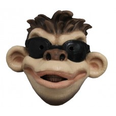 Mask Face Funny Animal Cool Chimp