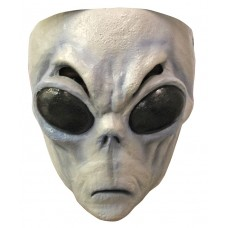 Mask Face Alien Gray