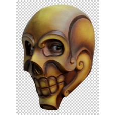 Mask Head Skull Morto