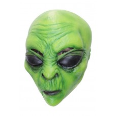 Mask Head Alien Green