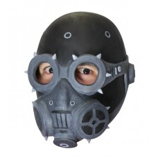 Mask Head Gas Mask Hell