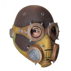 Mask Head Steampunk Gas Mask