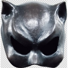Mask Half Cat-Girl