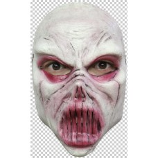 Mask Face Ghoul White