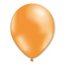 Balloon Metallic Helium 28cm Peach 50