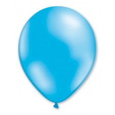 Balloon Metallic 13cm Blue Sky x1000