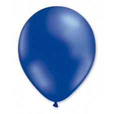 Balloon Metallic 13cm Blue x1000
