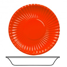 Bowls Card 29cm Red 10's