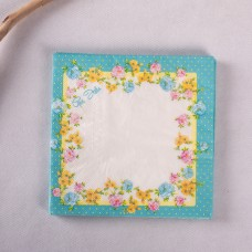 Party Napkins Shabby Chic 3ply 33 x 33cm