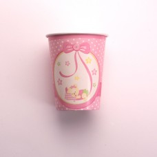 Baby Girl Nanna Cups Card 250cc 8's