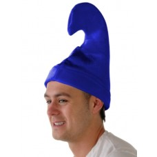 Pixi Shaped Hat Blue Velvet