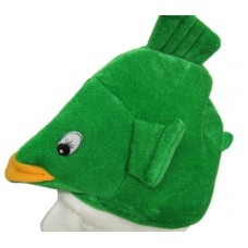 Hat Animal Water Fish Green large eyes
