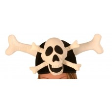 Hat Pirate Skull & Cross Bones