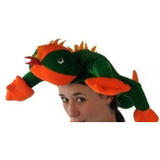 Animal Hat Lizzard