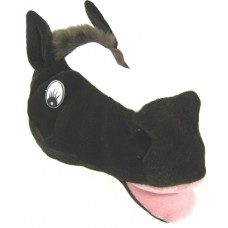 Animal Hat Horse Brown