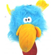 Hat Animal Flying Bird Monster Blue