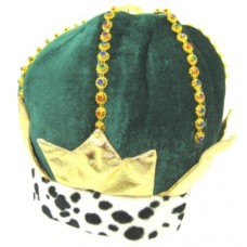 Crown Hat Full Green
